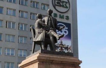 Братья Баташовы г. Выкса Нижегородская обл