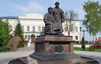 Зодчие Казанского кремля г. Казань