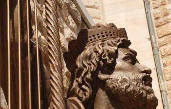 Святой пророк и псалмопевец царь Давид г. Иерусалим (Святая гора Сион)