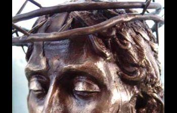 Иисус Христос Скульптор С.М. Исаков