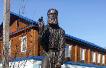 Святой преподобный Серафим Саровский с. Давыдово Вачского р-на Нижегородской обл