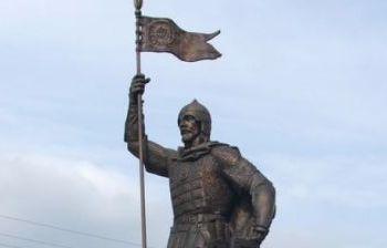 Александр Невский с.Березовка Вачского р-на Нижегородской обл