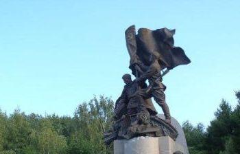 В борьбе против фашизма мы были вместе г. Москва Поклонная гора