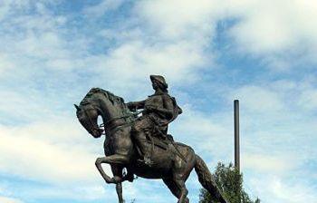 Петр I. г. Бийск Алтайского края