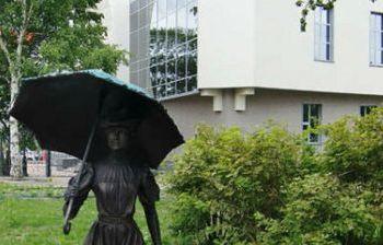 По мотивам произведений А.П. Чехова Дама с собачкой г. Южно-Сахалинск