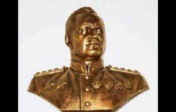 Генерал армии А.В. Хрулев. г. Москва, Военная академия тыла и транспорта